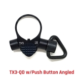 TX3-QD Tactical Takedown Tool (w/Push Button Angled Loop)