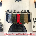 Ultimate Tactical Stuffed Stockings