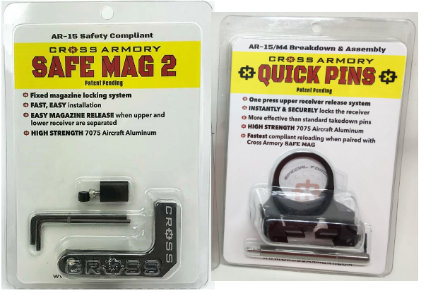 Cross Armory Sm2 Combo Kit Mag Magnet
